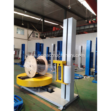 Jumbo Roll Wrapping machinery